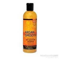 Organics Mat Ve Cansız Saçlar İçin Arganlı Tuzsuz Şampuan