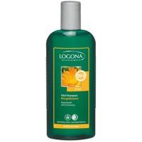 Logona Altıncık Çiçekli Canlandırıcı Şampuan