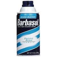 Barbasol Thick & Rich Shaving Cream Pasific Rush