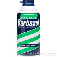 Barbasol Thick & Rich Shaving Cream Soothing Aloe