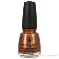 China Glaze 589 - In Awe Of Amber Oje
