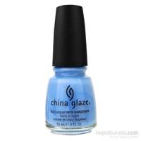 China Glaze 683 - Secret Peri-Wink-Lee Oje