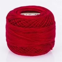 Ören Bayan Koton Perle No:8 Koyu Kırmızı El Nakış İpliği - 94
