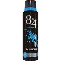 8X4 Markant Sprey 150Ml Erkek