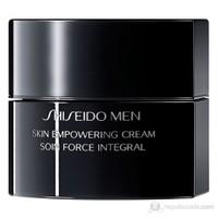 Shiseido For Men Skin Empowering Cream Yaşlanma Karşıtı Bakım Kremi 50 Ml
