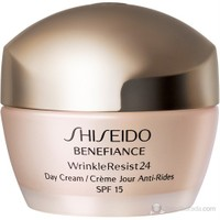 Shiseido Benefiance Wrinkle Resist 24 Day Cream Spf 15 50 Ml