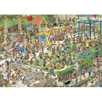 Jumbo 1000 Parça Puzzle The Playground