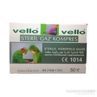 Dermateks Steril Gaz Kompres 25 Adet