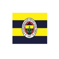 Fenerium 90X135 Fb Logo Elde Sallama Bayrak