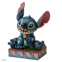 Disney Traditions Enesco Stitch Ohana Means Family Figure