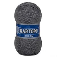 Kartopu Kar-Sim Füme El Örgü İpi - K1001