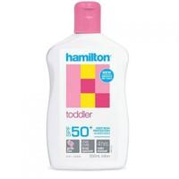Hamilton Toddler Losyon SPF 50+ 250 ml - Çocuklar İçin Güneş Koruyucu Rollon