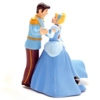 Disney Prenses Cinderella Dans Eden Oyuncak Figür