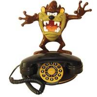 Tazmanya Canavarı Telefon