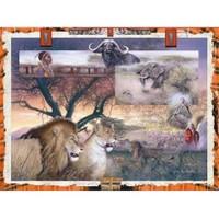 Sunsout African Safari - Larry K. Martin (1000 Parça)