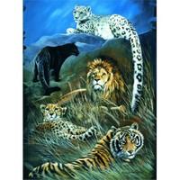 Sunsout Cats Of The World - Polyanna Pickering (1000 Parça)