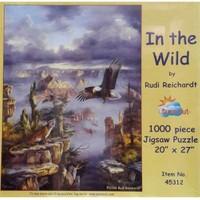 Sunsout In The Wild - Rudi Reichardt (1000 Parça)