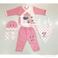 Disney Minnie Mouse 5'Li Hastane Çıkış Seti