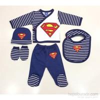 Marvel Süperman 5'Li Hastane Çıkış Seti