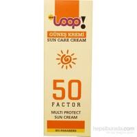 Loop Güneş Kremi 50F