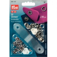 Prym 10 Mm 10 Set Triko Çıt Çıt - 390107