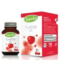 Voonka Coq10 - 300 Mg 32 Softjel