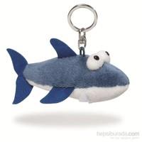Nici Peluş Anahtarlık Bean Bag Köpek Balığı 10 cm