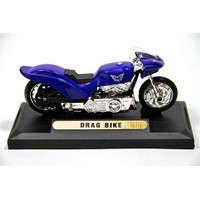 Motormax Drag Bike 1:18 Model Motorsiklet