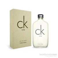 Calvin Klein One Man Edt 100 Ml
