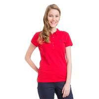 U.S. Polo Assn. Kadın Kırmızı T-Shirt