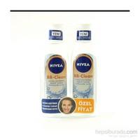 Nivea Bb Clean Güzelleştiren & Bakım Yapan Temizleme Suyu 200 Ml 1+1