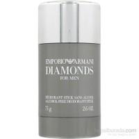 Emporio Armani Diamonds For Men Deo Stick 75 Ml -Erkek Deo Stick