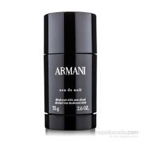 Armani Eau De Nuit Homme Deo Stick 75 Ml -Erkek Deo Stick