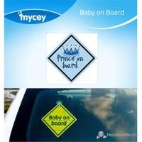 MYCey Baby on Board Prince (İngilizce)