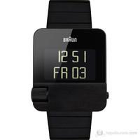 Braun Siyah Metal Kayışlı Dijital Prestij Kol Saati - Bn0106bkbtg
