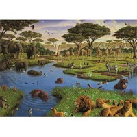 Wild Animals (2000 parça)