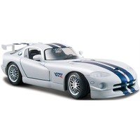 Maisto Dodge Viper Gt2 Model Araba 1:24 Special Edition Beyaz