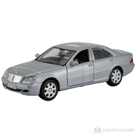 Maisto Mercedes-Benz S-Class Diecast Model Araba 1:24 Gri