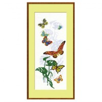 Riolis Etamin Kiti Egzotik Kelebekler - 903