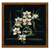 Riolis Etamin Kiti Beyaz Orkide - 941