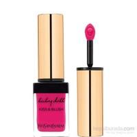 Yves Saint Laurent Babydoll Volupte Lips & Cheeks 01 Ruj Ve Allık