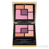 Yves Saint Laurent Couture Palette 5 Couleurs 09 5'li Far Paleti