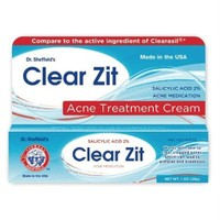 Dr. Sheffield's Clear Zit Akne Kremi 2% Salicylic Acid 28Gr