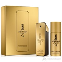 Paco Rabanne 1 Million Edt 100 Ml Erkek Parfümü + 150 Ml Deodorant Set