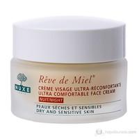 NUXE Reve De Miel Crème Visage Ultrareconfortante - Nuit 50 ml