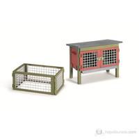 Schleich Tavşan Kafesi