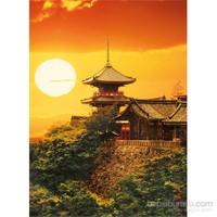 Clementoni 39293 1000 Parça Kyoto Japonya Puzzle