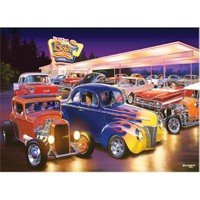 Masterpieces 1000 Parça Puzzle Burger Bobs