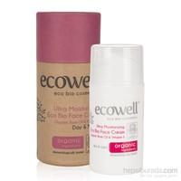 Ecowell Ultra Nemlendirici Eco Bio Yüz Bakım Kremi