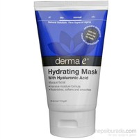 Derma E Hydrating Mask 113Gr Anti Aging Etkili Mas